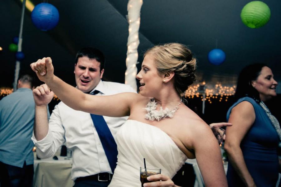 Horton Bride and Groom Reception