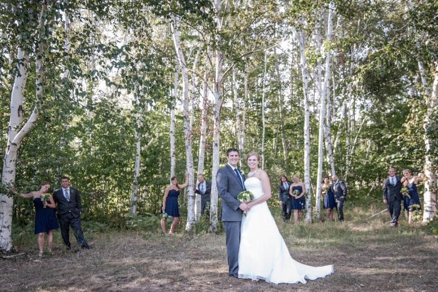 Horton Wedding Party