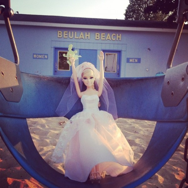Katie Barbie Beulah Beach