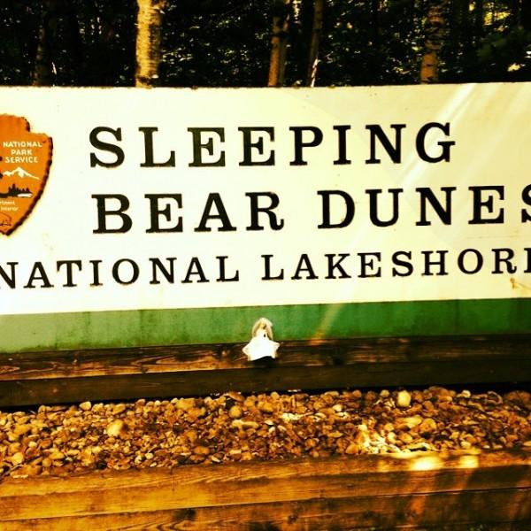 Katie Barbie Sleeping Bear Dunes