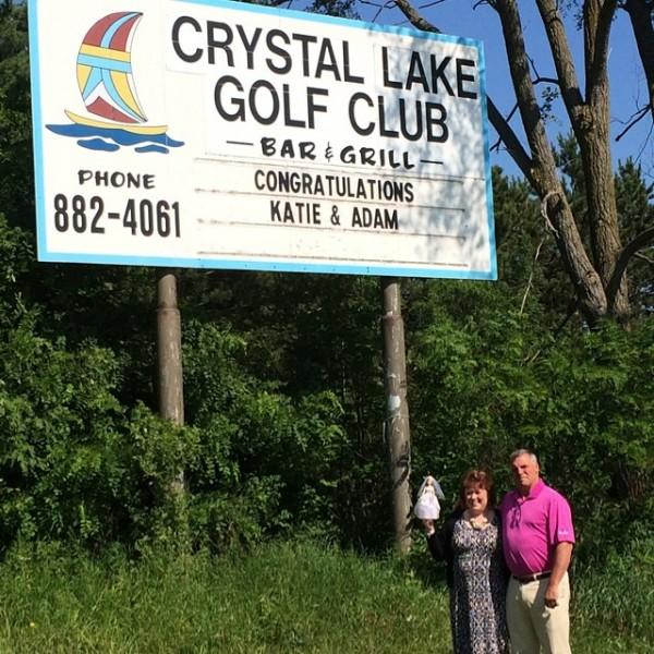 Katie Barbie at Crystal Lake Golf Club
