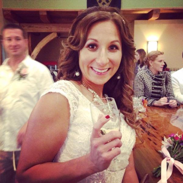 Jessica the Bride