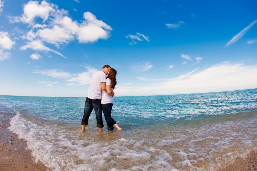 Frankfort-Michigan-Engagement-Photographer