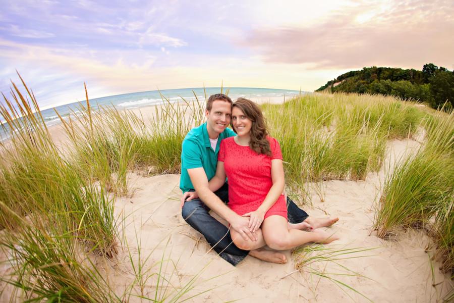 Frankfort Michigan | | Rayan Anastor Photography | Michigan Engagement Photographer 9